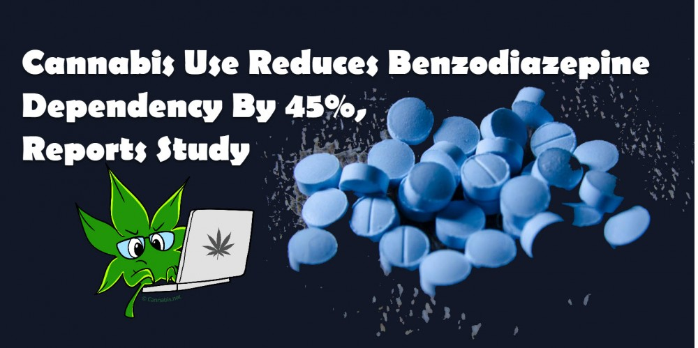cannabis for benzos