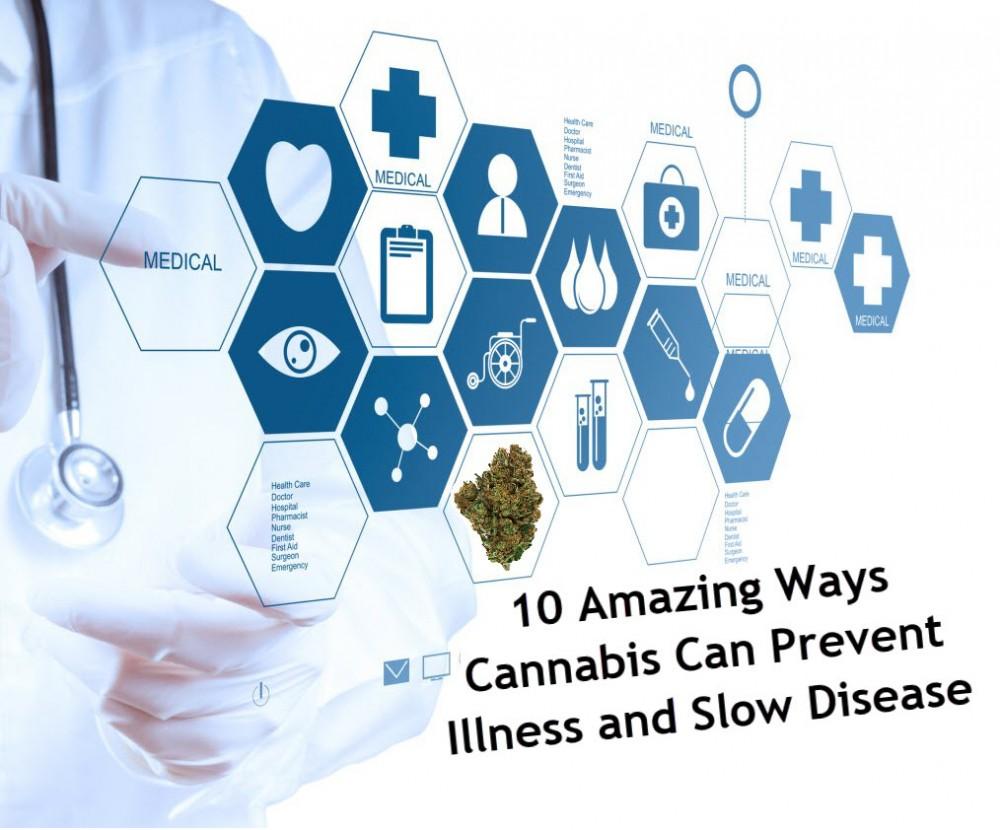 cannabis for illness