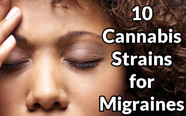 MARIJUANA STRAINS FOR MIGRAINE HEADACHES