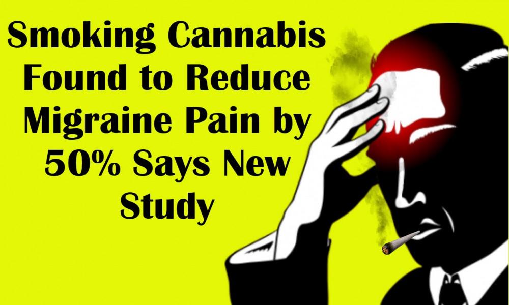 marijuana study on migraines