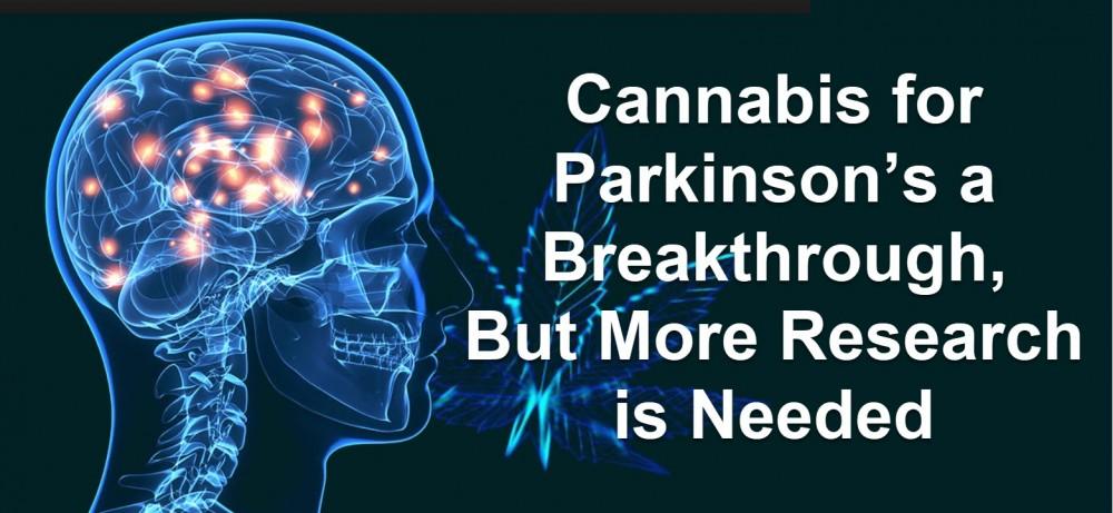 cannabis parkinson's disease