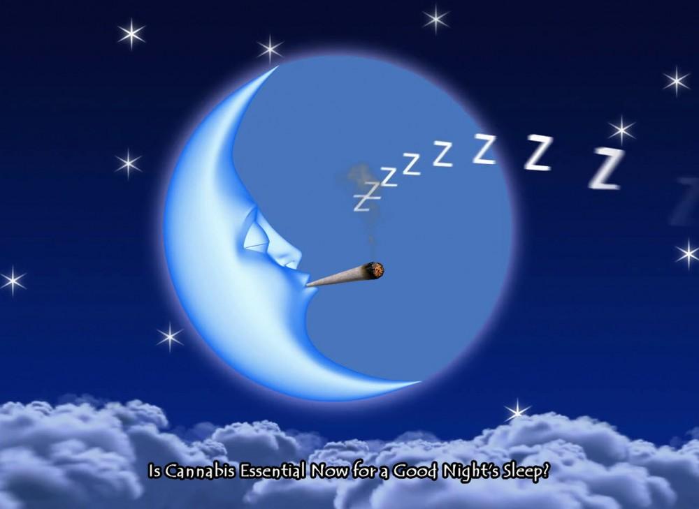cannabis is essential for sleep