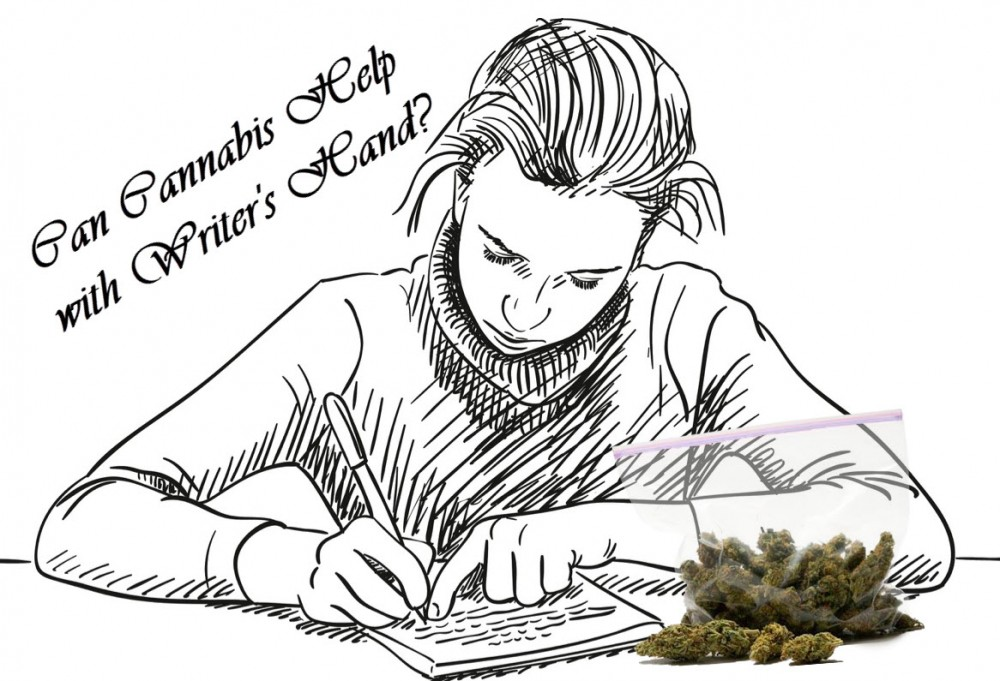 cannabisforwritershand - Does Medical Cannabis Help with Writer's Hand?
