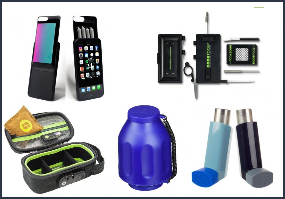 cannabis products and gadgets