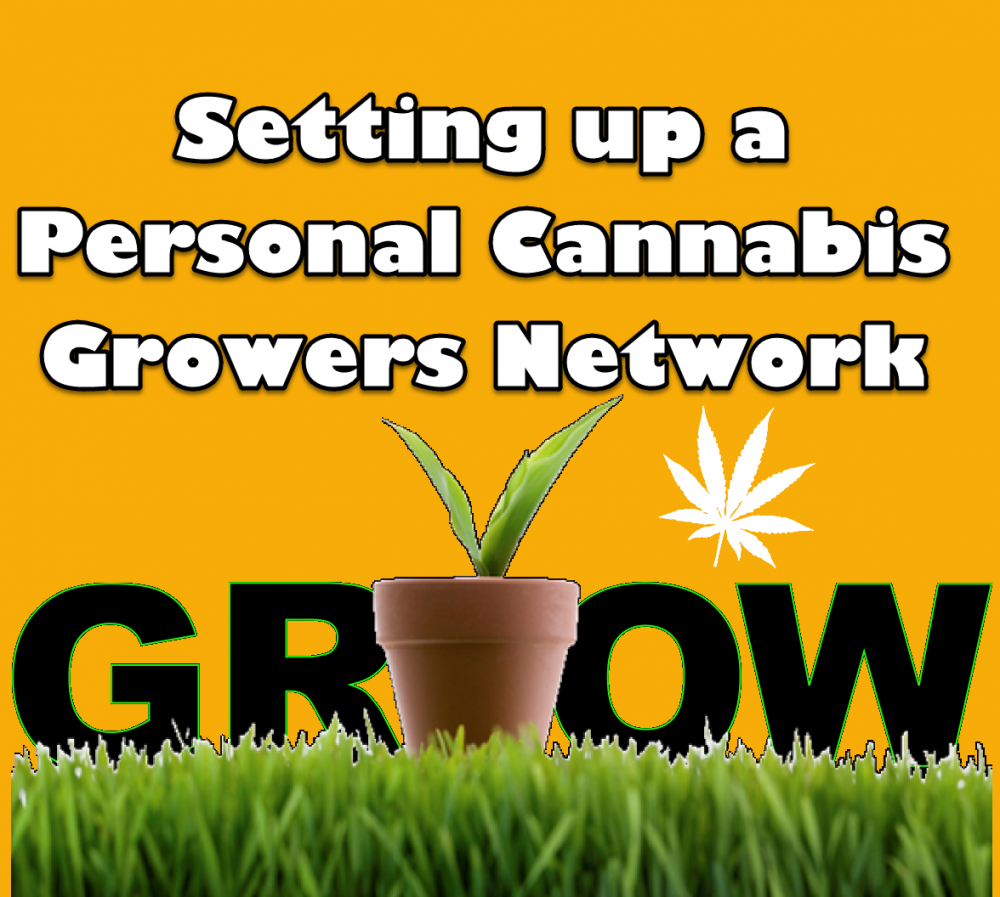 SETTING UP A GROWERS NETWORK