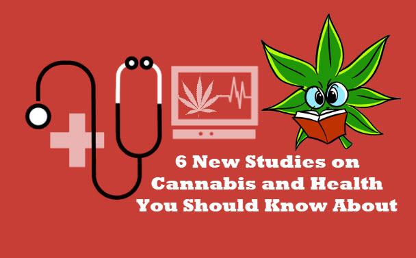 cannabis health studies