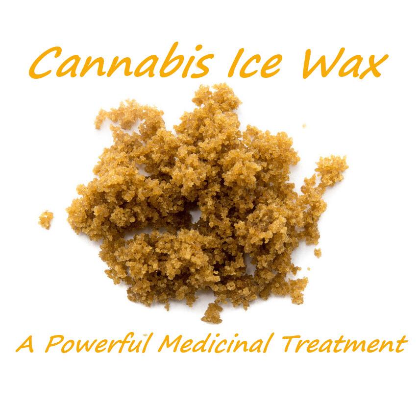 cannabis ice wax