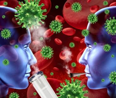 cannabis en immuunsysteem stimuleren