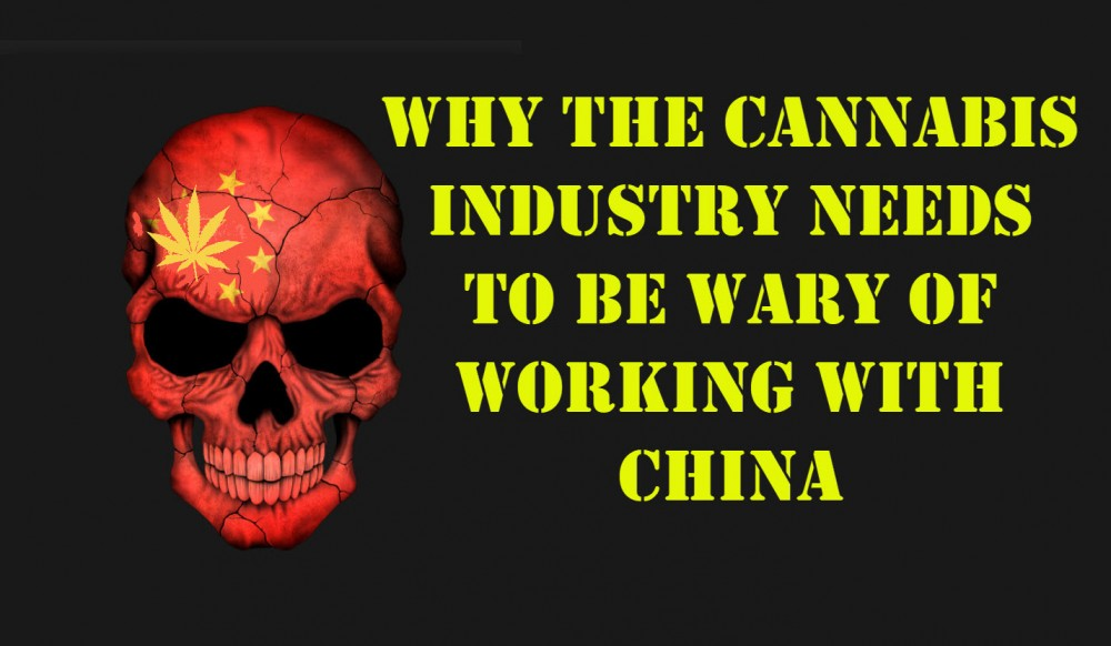 CHINA ON HEMP AND CANNABIS