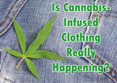 WEED INFUSED CLOTHING HEMP