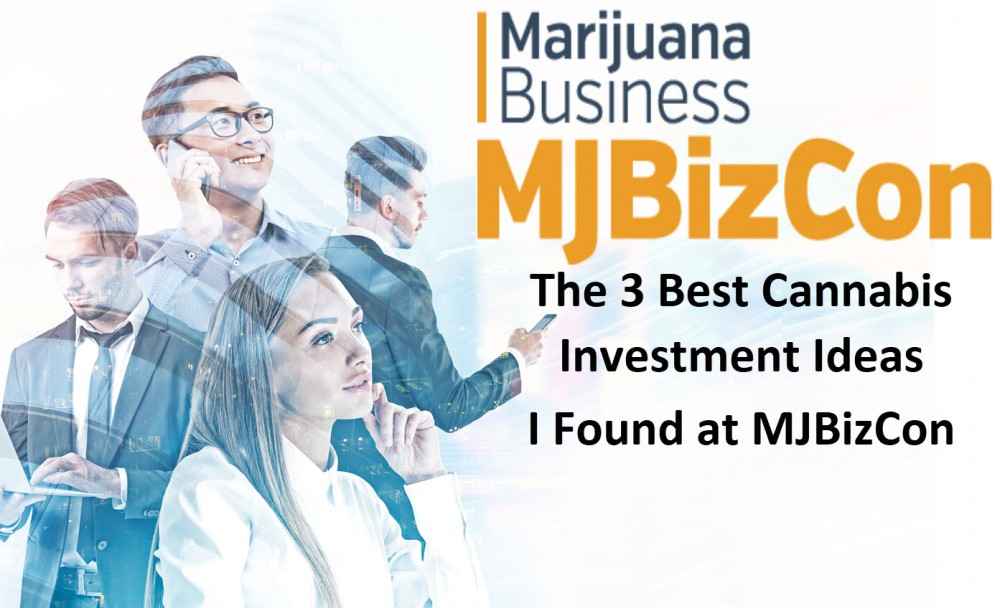 cannabis investment ideas mjbizcon
