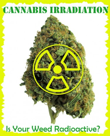 CANNABIS IRRADTION WHAT IS IT