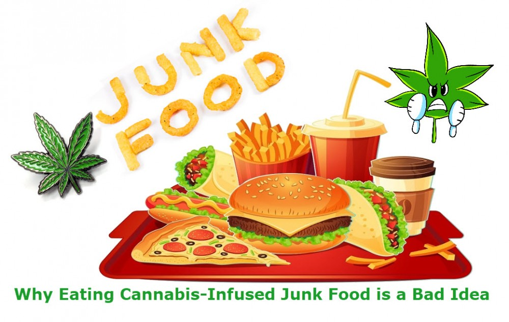 cannabis based junk food review