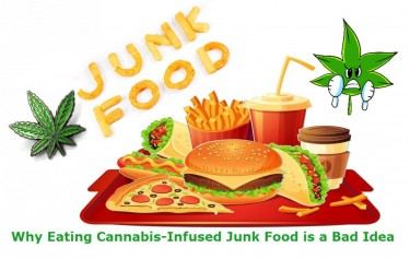 CANNABIS INFUSED JUNK FOOD