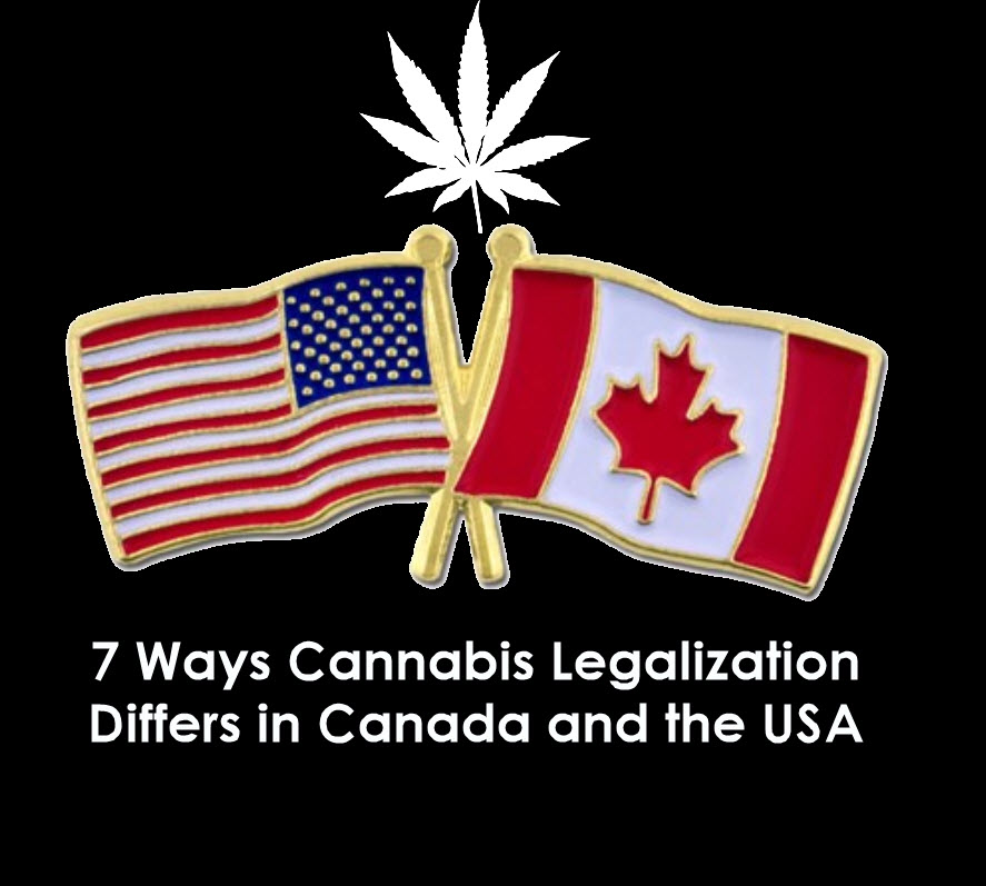 usa canada legalization of cannabis