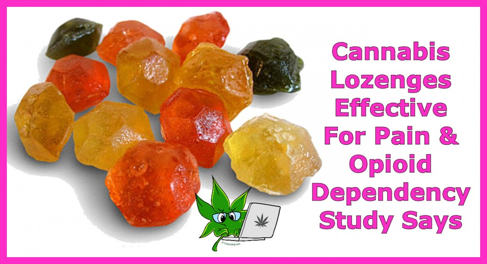 cannabis lozenges