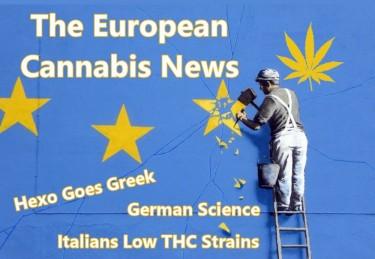 EUROPEAN CANNABIS NEWS