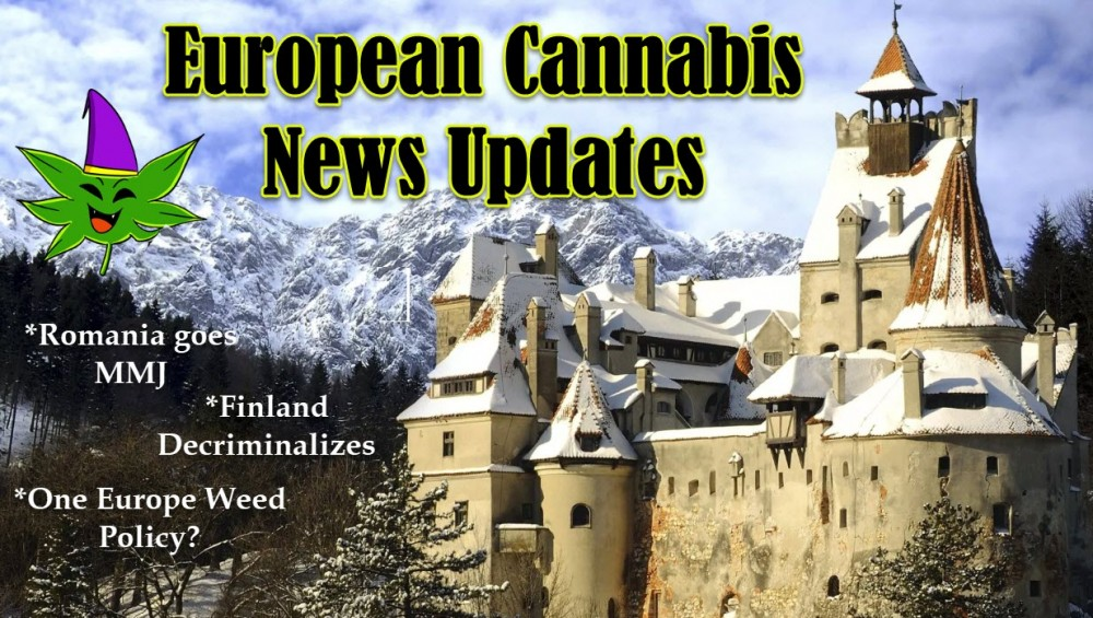 EUROPEAN MARIJUANA NEWS