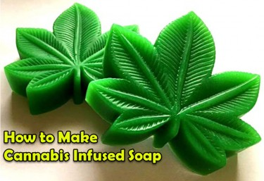 How to Make Cannabis Shampoo Bars and Soaps
