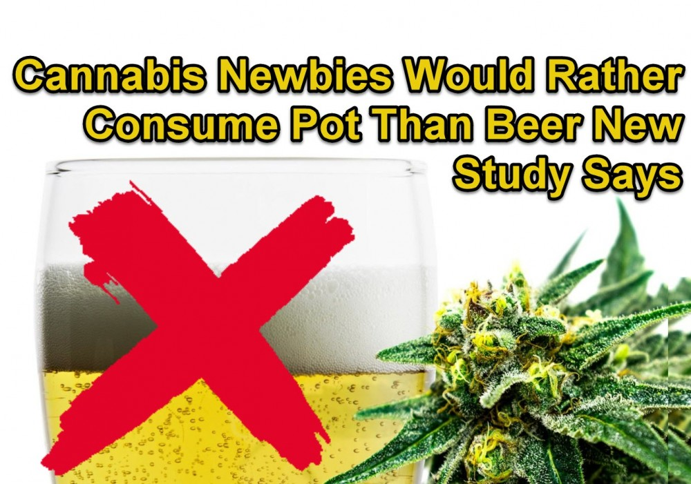 BEER OR WEED FOR NEW USERS