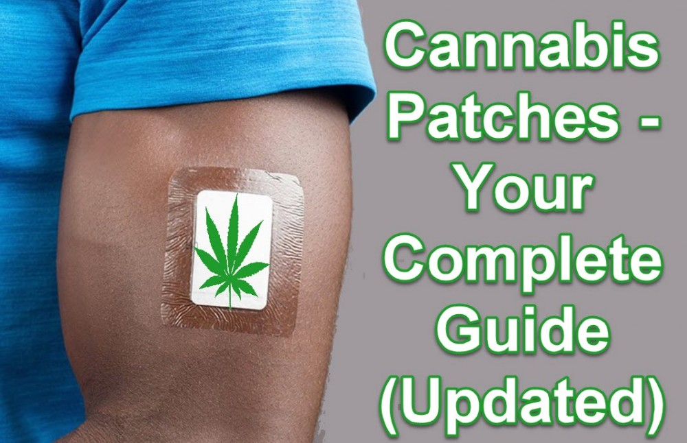 cannabis patches transdermal
