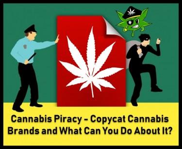cannabis brands fake items