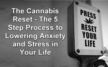 HITTING RESET WITH CANNABIS