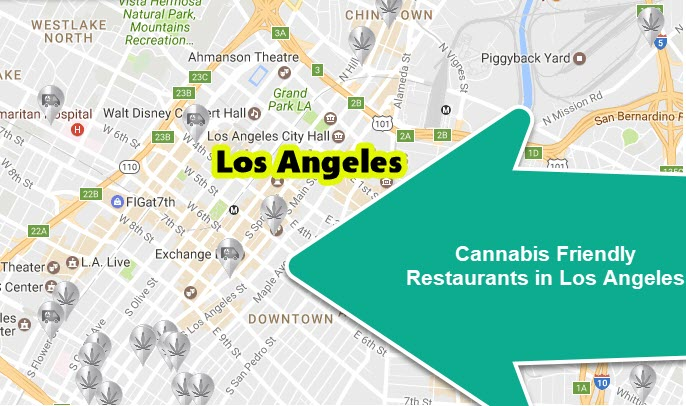 cannabis restautrants