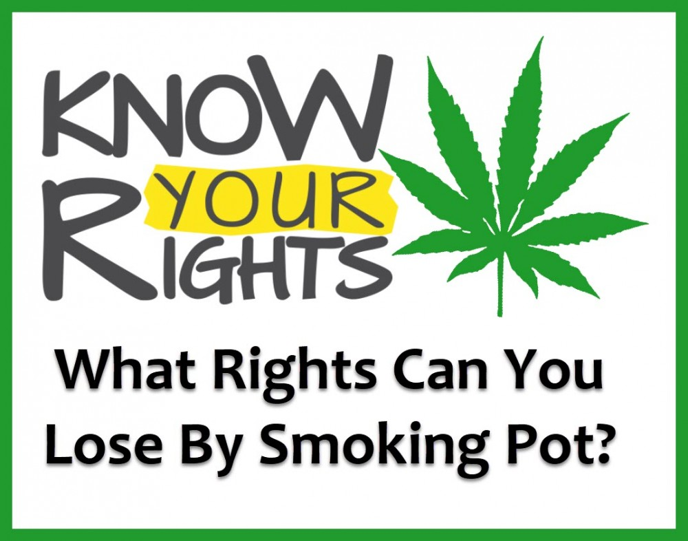 cannabis rights