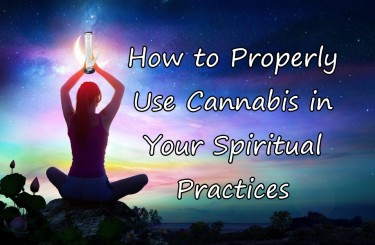 CANNABIS AND SPIRITUALITY PRACTICES