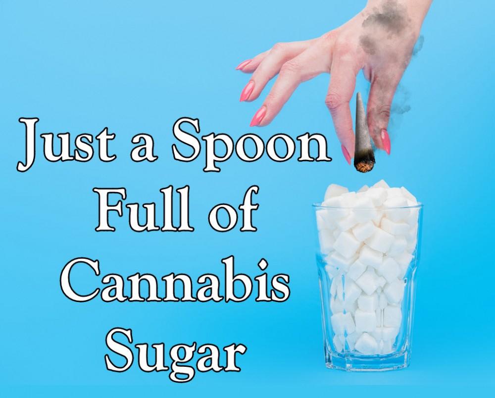 cannabis sugar recipe