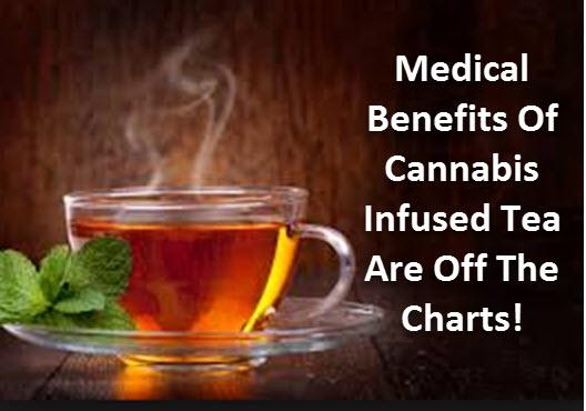 MEDICAL CANNABIS TEA