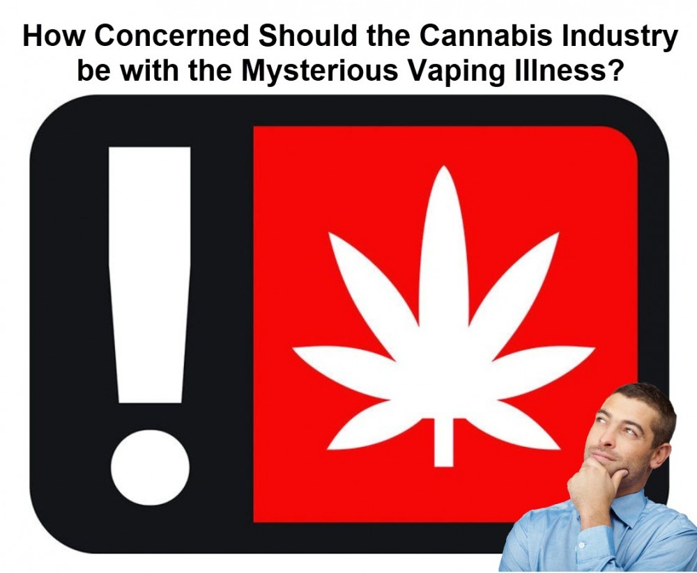 VAPING ILLNESS AND CANNABIS INDUSTRY