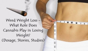 CANNABIS WEIGHT LOSS TIPS AND STUDIES