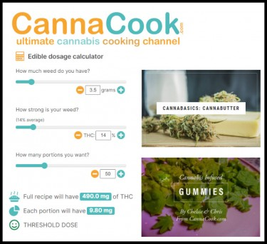 cannacookapp - The Ultimate Cannabis Cooking Channel on an App - CannaCook is LIVE