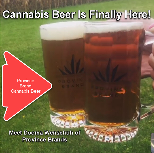 CANNABIS BEER MAKERS
