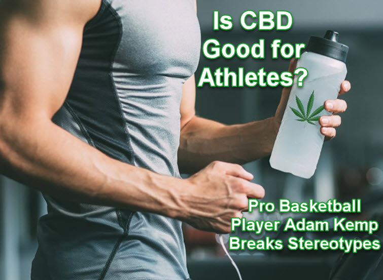 CBD AND TRAINING
