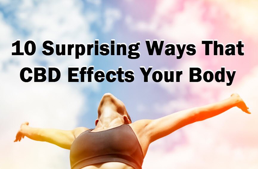 cbd body effects