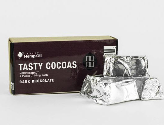 cbd chocolate cocoas
