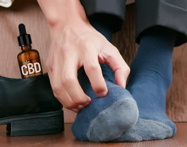 cbd oil for athlete's foot