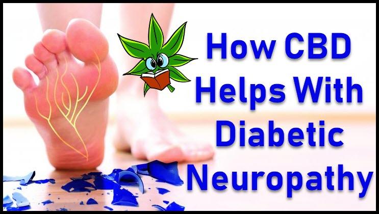CBD FOR DIABETIC NEUROPATHY