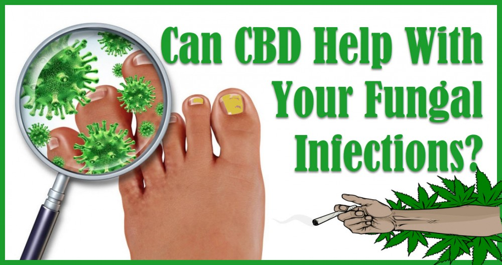 cbd for fungus infections