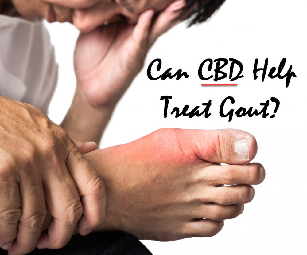 can cbd treat gout