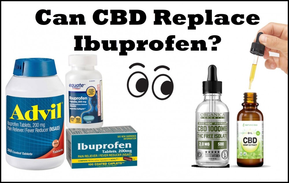 cannabis cbd for ibuprofen