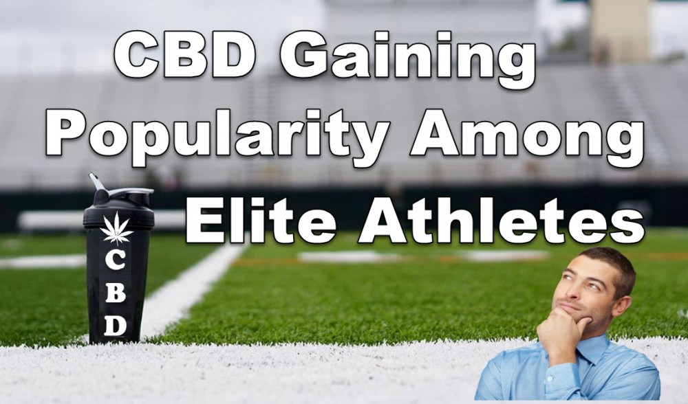 CBD FOR PRO ATHLETES