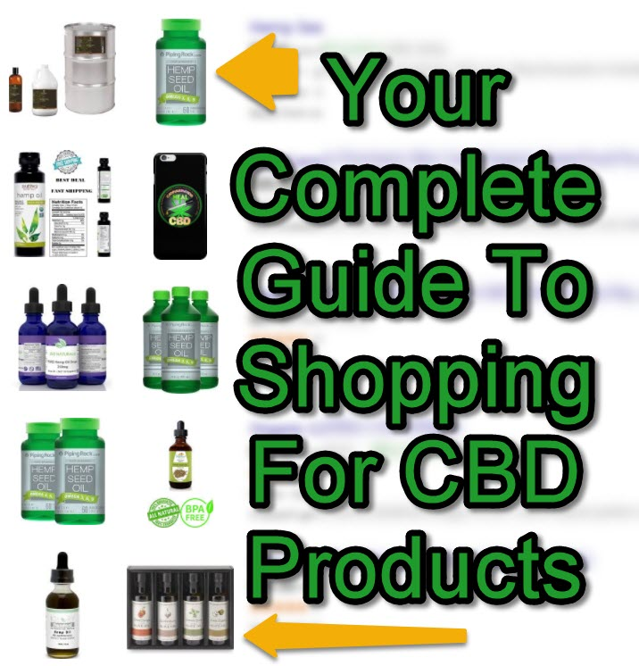 CBD SHOPPING GUIDE