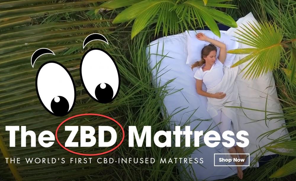 cbdmattress - CBD Craze Sparks 'Weed Washing' Trend