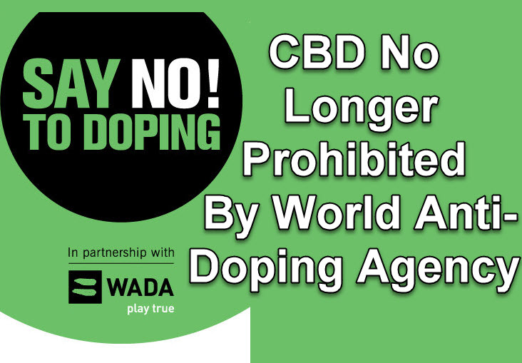 cbd and the doping agency