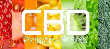 cbd as a preservative