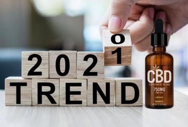 cbd trends in 2021